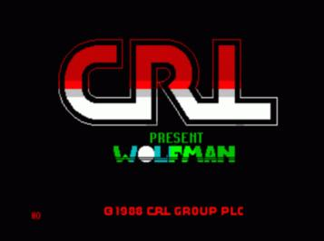 Wolfman (1988)(CRL Group)(Part 1 Of 3)
