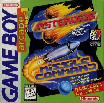 Asteroids & Missile Command
