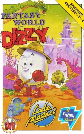 Dizzy III - Fantasy World Dizzy (1989)(Codemasters)