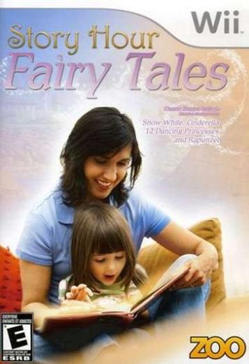 Story Hour - Fairy Tales
