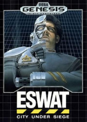ESWAT - City Under Siege (USA, Europe)