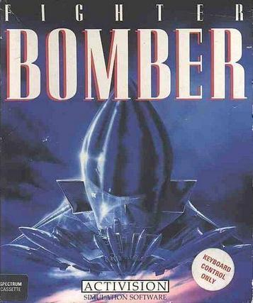 Fighter Bomber (1990)(Activision)