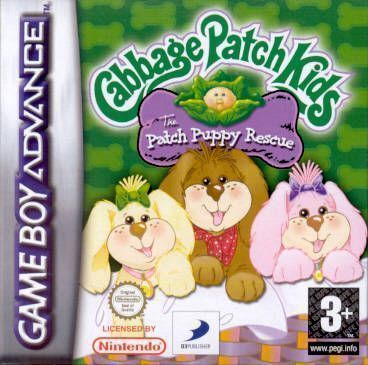 Cabbage Patch Kids - The Patch Puppy Rescue (Sir VG)