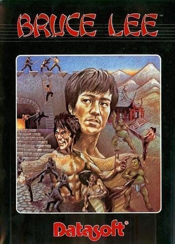 Bruce Lee (1985)(Erbe Software)[small Case][re-release]