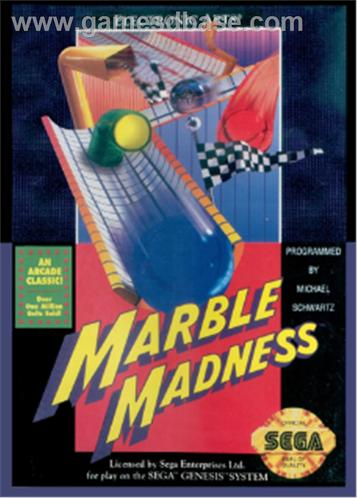Marble Madness - Construction Set (1988)(Dro Soft)[re-release]