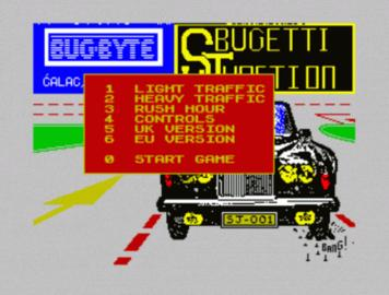 Sbugetti Junction (1986)(Bug-Byte Software)