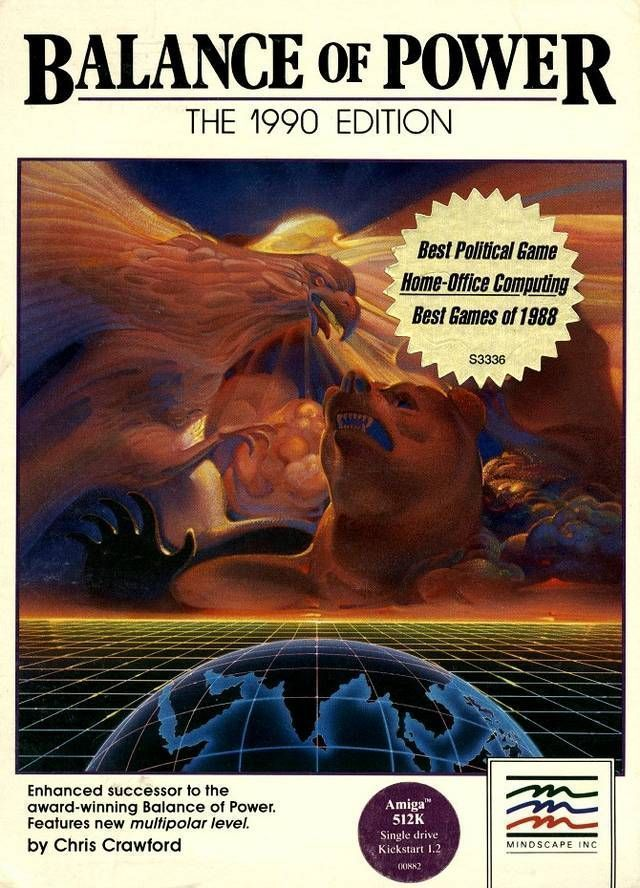 Balance Of Power - The 1990 Edition