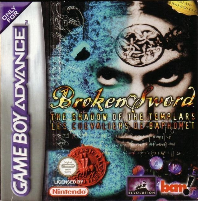 Broken Sword - The Shadow Of The Templars (Venom)