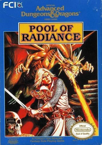 AD&D Pool Of Radiance