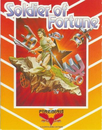 Soldier Of Fortune (1988)(MCM Software)[re-release]