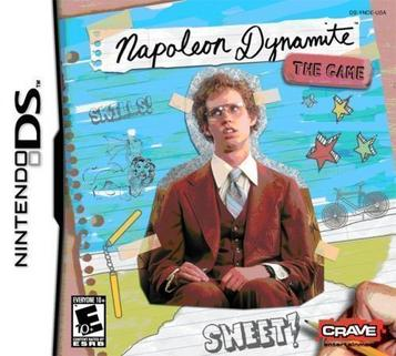 Napoleon Dynamite - The Game
