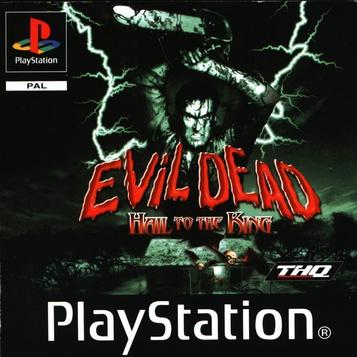 Evil Dead - Hail To The King [Disc1of2] [SLUS-01072]
