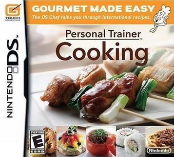 Personal Trainer - Cooking