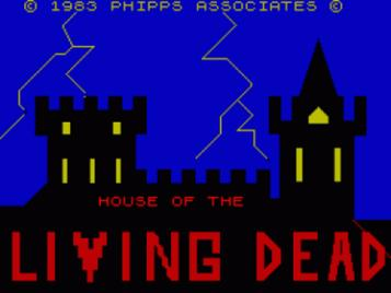 House Of The Living Dead, The (1984)(Phipps Associates)