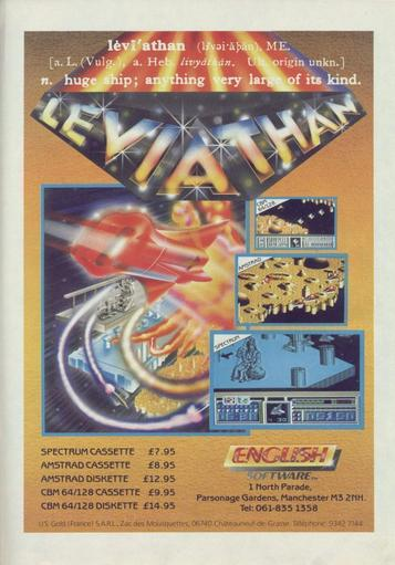Leviathan (1987)(English Software)[SpeedLock 3]