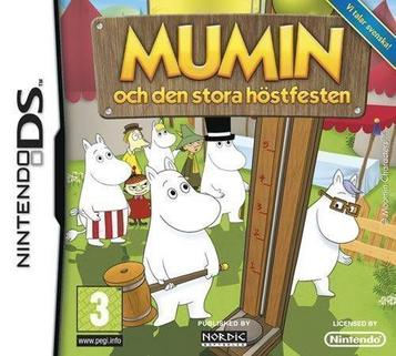 Moomin - The Great Autumn Party