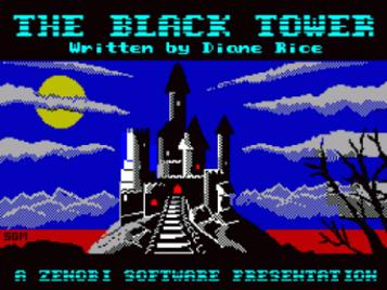 Black Tower (1984)(Zenobi Software)(Side A)