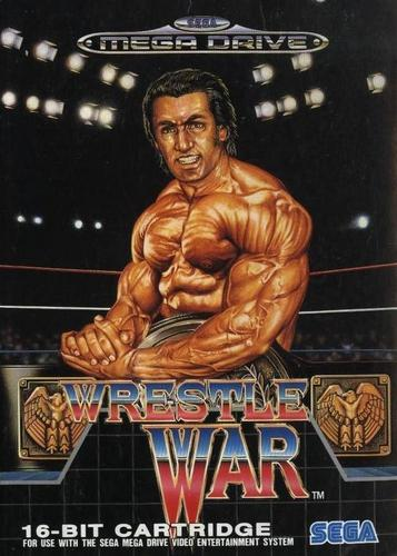 Wrestle War (JE)