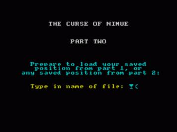 Curse Of Nimue, The (1995)(Zenobi Software)(Side B)[48-128K]