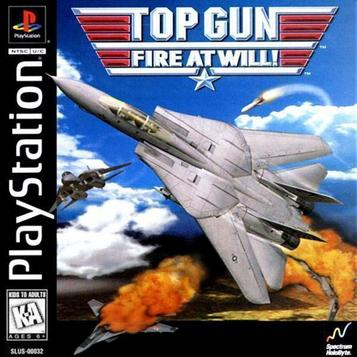 Top Gun Fire At Will [SLUS-00032]