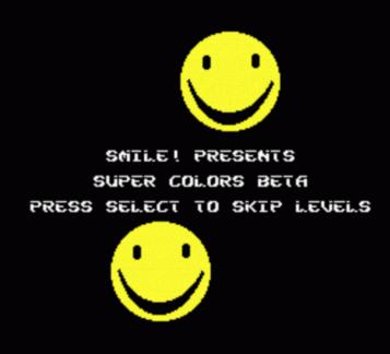 Smile! - Super Colors Beta (PD)