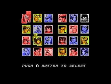 Colour 2001 Streetfighter II