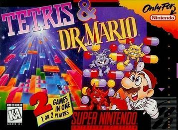 Tetris & Dr Mario ROM | SNES Games | Download ROMs