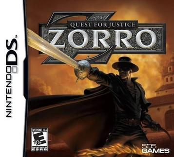 Zorro - Quest For Justice