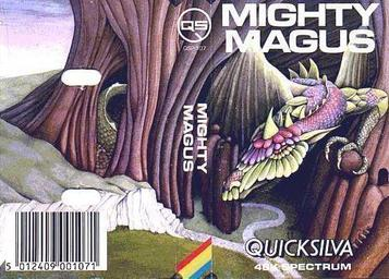 Mighty Magus (1985)(Mind Games Espana)[re-release]