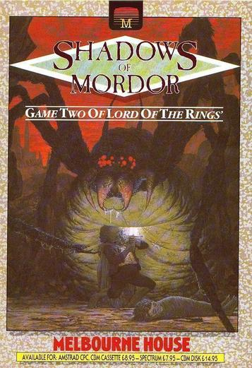 Lord Of The Rings - Game Two - Shadows Of Mordor (1987)(Melbourne House)