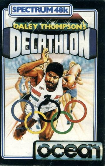 Daley Thompson's Decathlon - Day 1 (1984)(Zafiro Software Division)[re-release]
