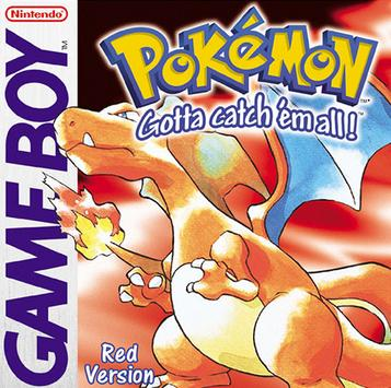 Pokemon - Red Version ROM | GBC Games | Download ROMs