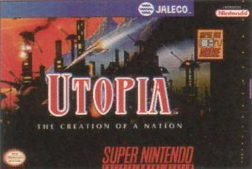 Utopia - The Creation Of A Nation