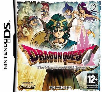 Dragon Quest - The Chapters Of The Chosen