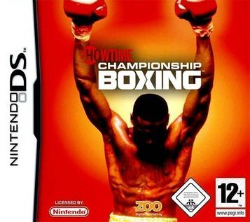 Showtime Championship Boxing (SQUiRE)