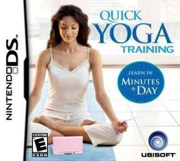 Quick Yoga Training - Learn In Minutes A Day (SQUiRE)
