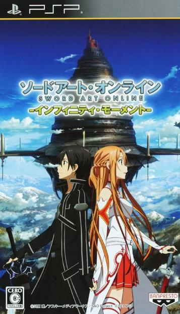 Sword Art Online - Infinity Moment