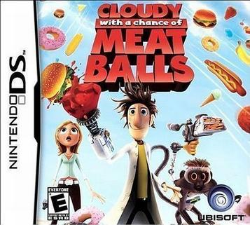 Cloudy With A Chance Of Meatballs (US)