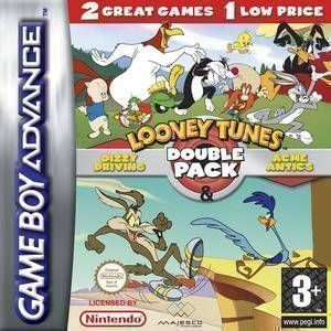 2 In 1 - Looney Tunes Double Pack - Acme Antics & Dizzy Driving