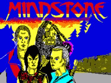 Quest For The Mindstone (1986)(The Edge Software)