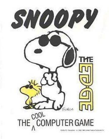 Snoopy (1990)(The Edge Software)