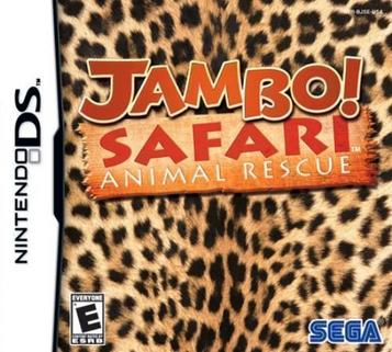 Jambo! Safari - Animal Rescue (EU)(BAHAMUT)