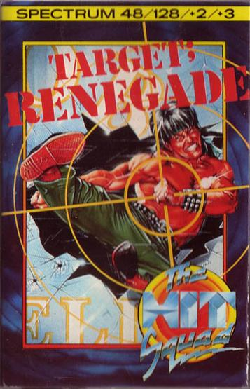 Renegade II - Target Renegade (1988)(Erbe Software)(Side A)[a][48-128K][re-release]