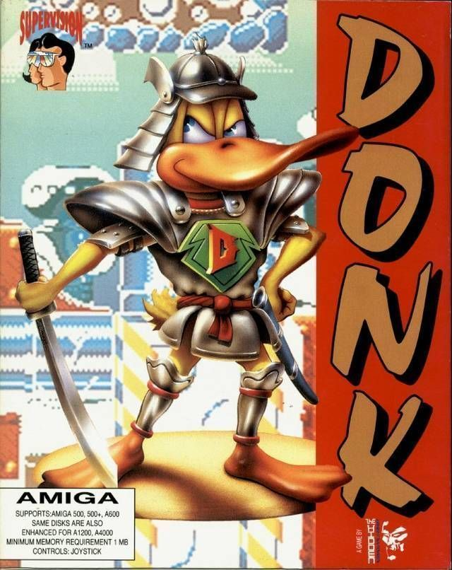 Donk! - The Samurai Duck! (OCS & AGA)_Disk1
