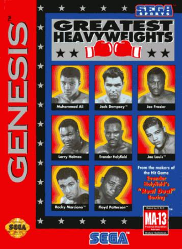 Greatest Heavyweights Of The Ring
