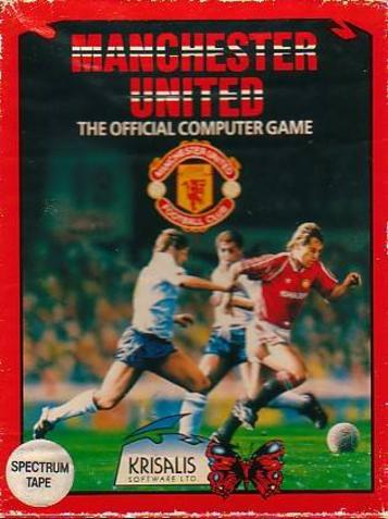 Manchester United (1990)(System 4)[128K][re-release]