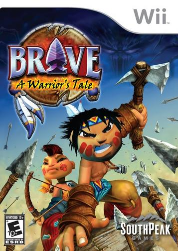Brave - A Warrior's Tale