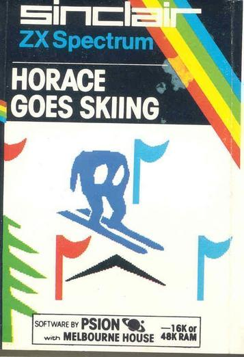 Horace Goes Skiing (1982)(Sinclair Research)[16K]