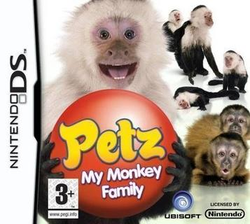 Petz - My Monkey Family (EU)(BAHAMUT)