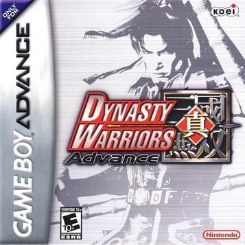 Dynasty Warriors Advance